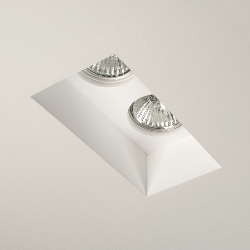 Trimless Plaster-in Downlight
