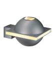 UFO Style Wall Light - White- Saving you �25.80