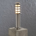 Stainless Steel Outdoor Post Light- Saving you �7.00