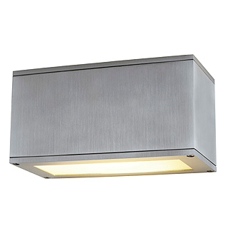 Rectangular Up and Down Wall Light