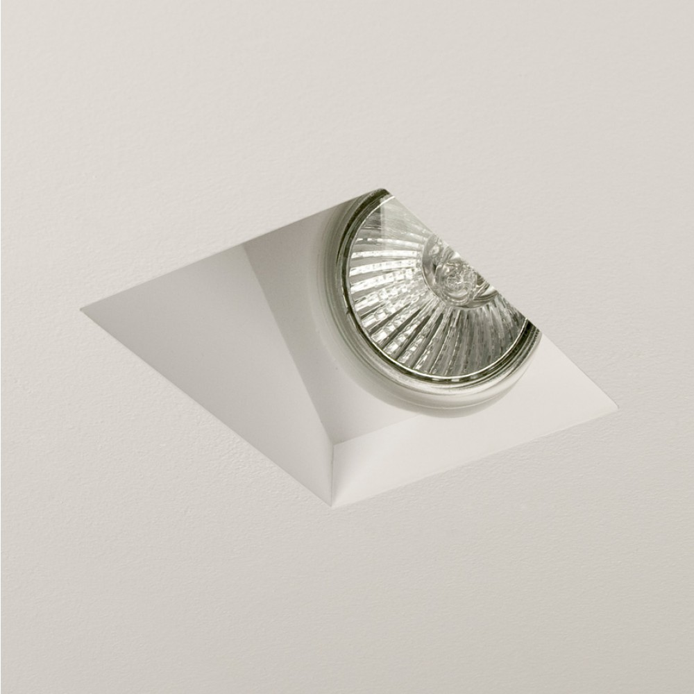 Trimless Plaster In Downlight Wallwasher