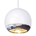 Eyeball Single White Pendant- Saving you �19.43