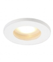 White IP65 Frosted Glass Downlight - 12v