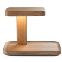 Piani Big LED Table Lamp with Tray by Flos