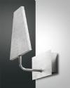 Fake Shade Aluminium LED Wall Light
