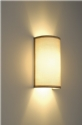 Beige Shade Wall Light H:300mm