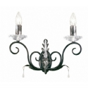 Double Arm Ornate Wall Light- Saving you �19.50