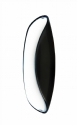 Crimped Wall Light - 370mm High