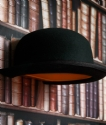 Bowler Hat Wall Light - Jeeves