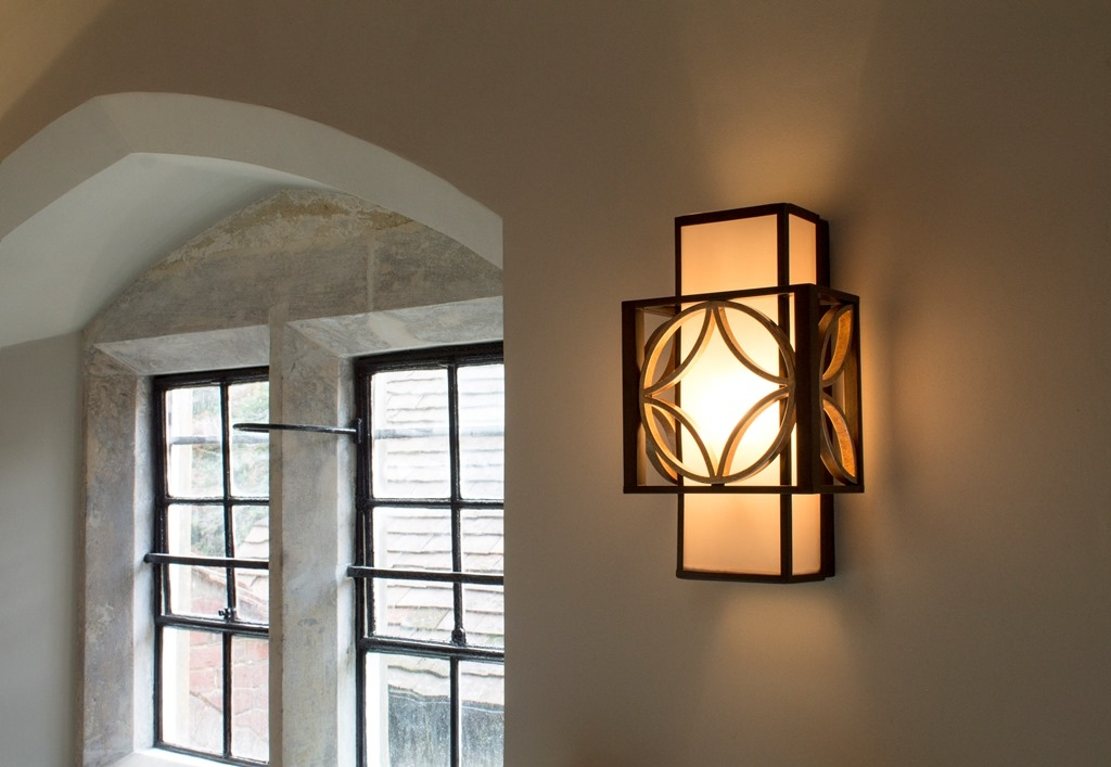 Box Flush Ceiling Light Arts Amp Craft Design