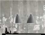 Caravaggio Pendant - Dark Matt Grey