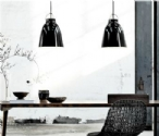 Caravaggio Black Gloss & Black Flex