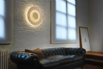 Bigbang LED Circular Wall Light