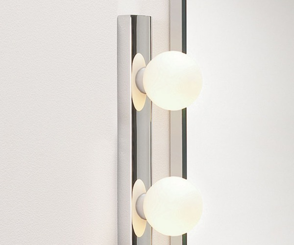 Bathroom Wall Sconce Round Dressing Room Led Mirror Light Bathroom Mirror Light Makeup Lamp: Dressing Room Mirror Light