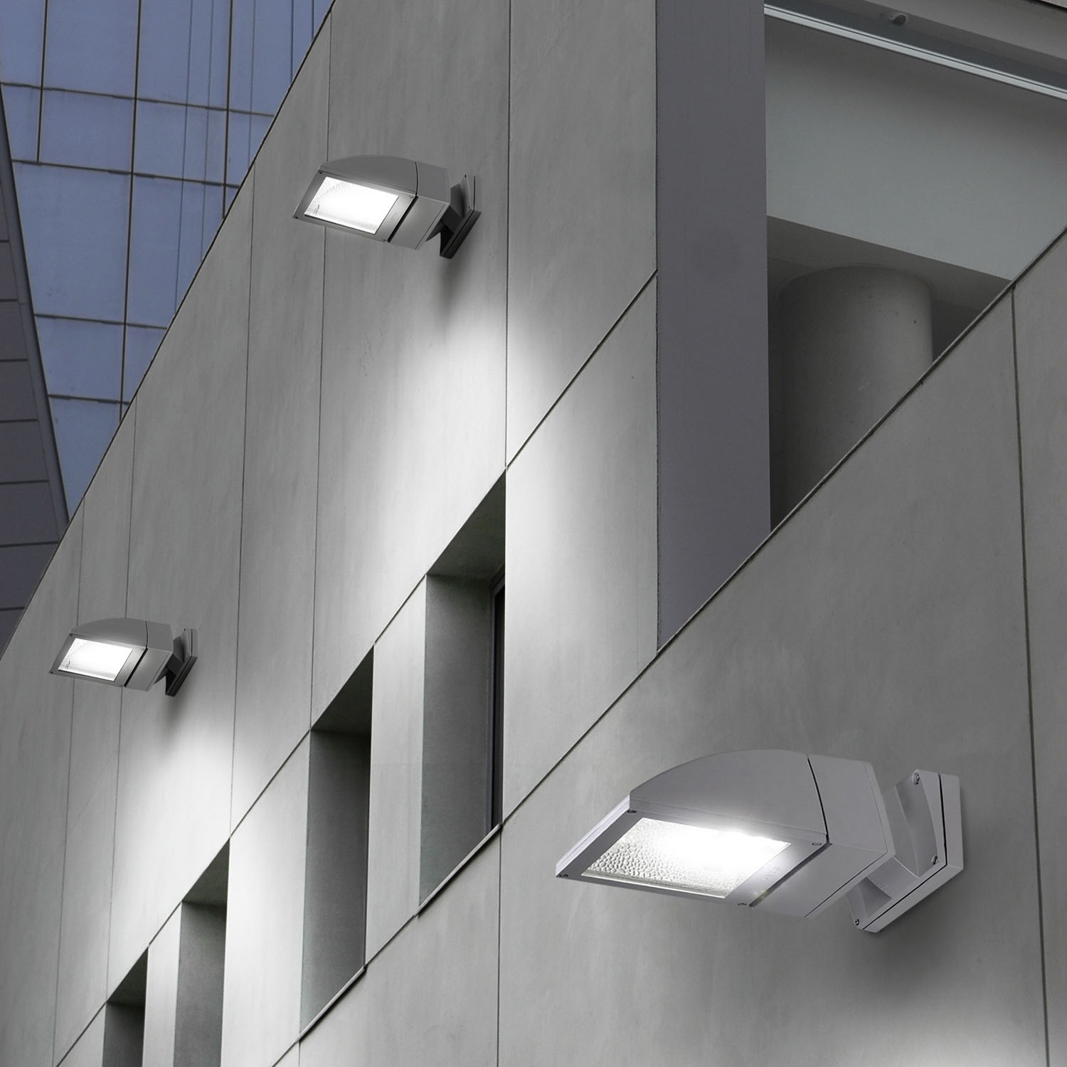 Commercial Lighting Co: Architectural Wallwasher