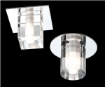 Decorative Crystal Shower Downlight