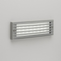 Painted Silver LED Recessed Wall Light- Saving you �5.77