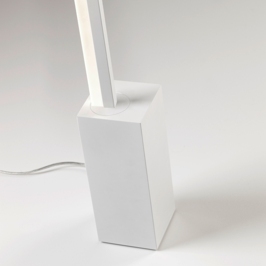 Shaft Floor Lamp 360 Degree Rotation