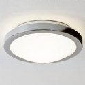Bathroom Light - Chrome Bezel & Opal Glass- Saving you �11.23