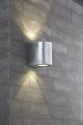 Exterior LED Wall Light - 5 Finishes