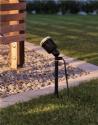 LED Garden Spike Light - Black- Saving you �12.60