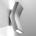 Giant Switch Wall Light - White or Aluminum