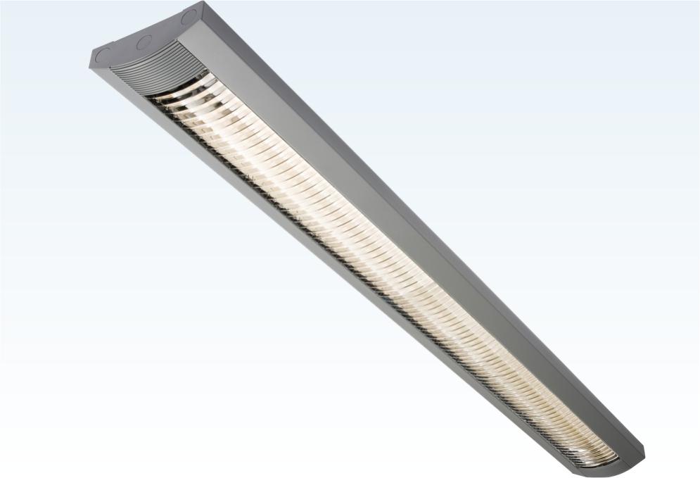 modern twin 58w fluorescent light