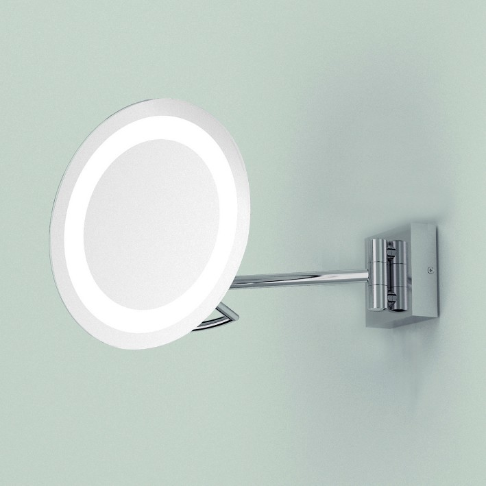 low energy bathroom vanity mirror round