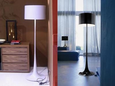 Spun Light F Floor Lamp By Flos