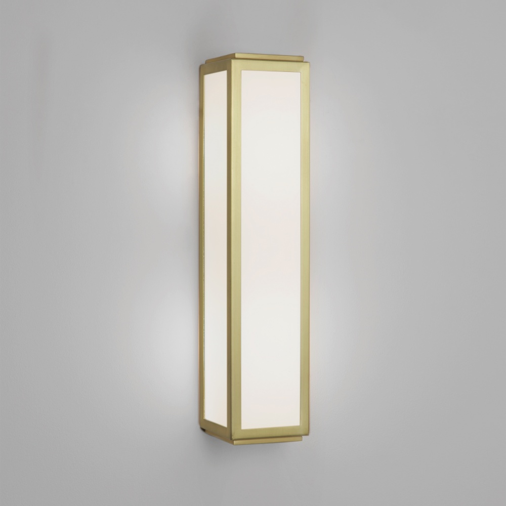 Art Deco Style Bathroom Wall Light