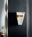 Lacquered Metal Wall Light - LED