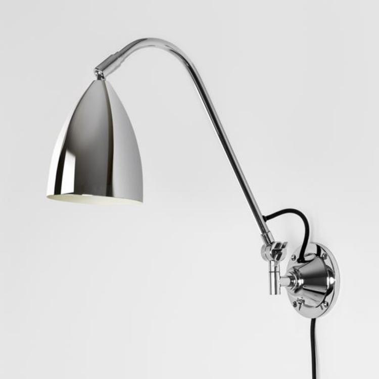 Adjustable Wall Lights Contemporary : Fully Adjustable Wall Light