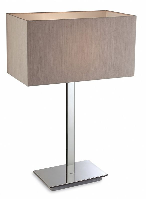 Stainless steel modern table lamp for Modern contemporary table lamps