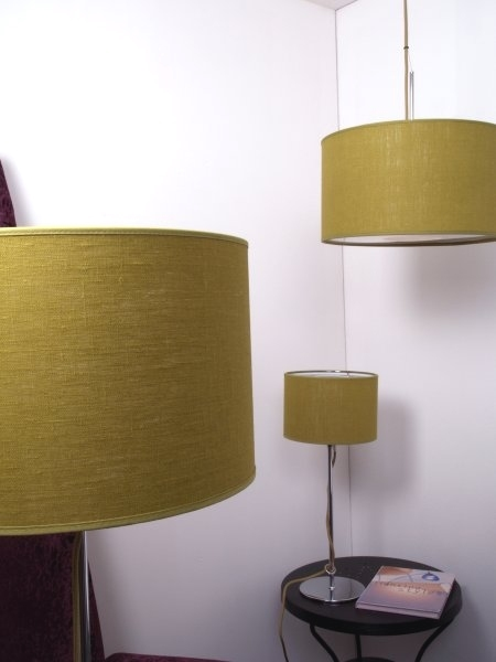 Pretty Posh Chrome Table Lamp Belid