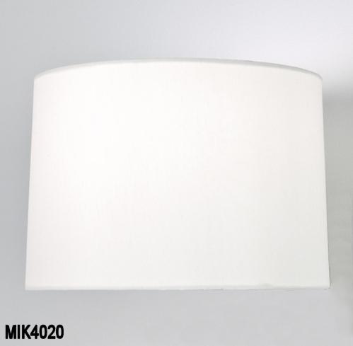 Small Wall Reading Lights : Small Bedside Wall Light with LED - Matt Nickel