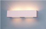 Lighting Out Of The Box: Plaster Wall Light