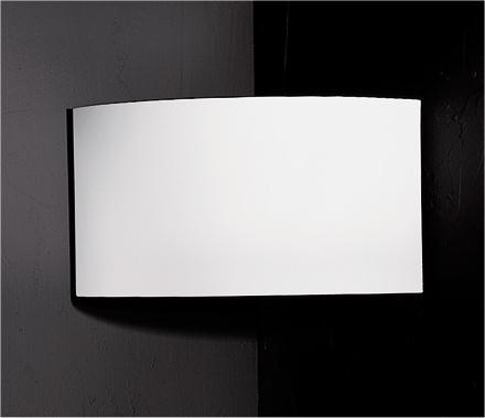 Lia Plaster Corner Uplight