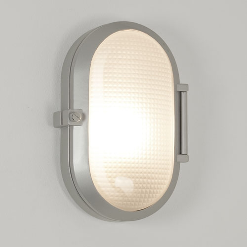 Exterior Wall Lights Ip65 : Oval Outdoor Wall Light - IP65 Rated