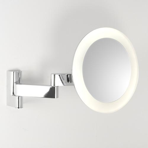 Stylish Round LED Vanity Mirror D 250mm