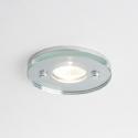 Round Glass IP65 Shower Downlight