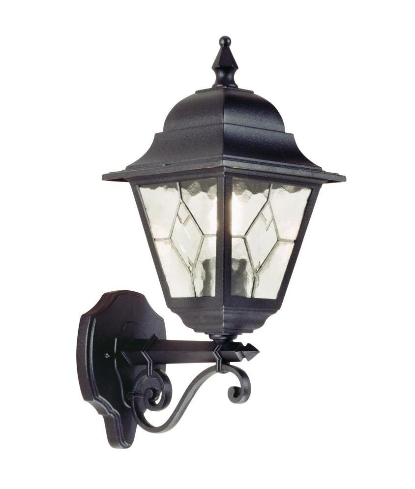 Leaded Glass Wall Lantern - Up- Saving you �7.20