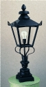 Victorian Scroll Post Lantern- Saving you �51.00