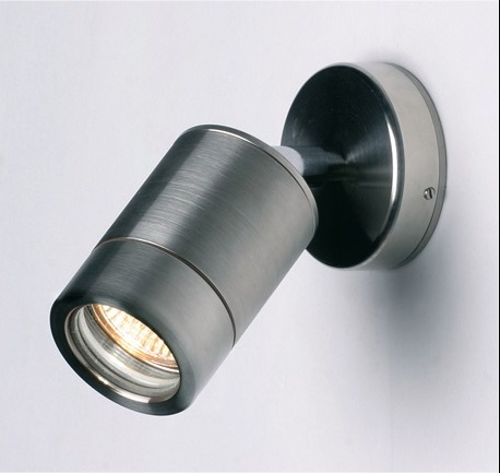 Stainless Steel Adjustable Exterior Downlight