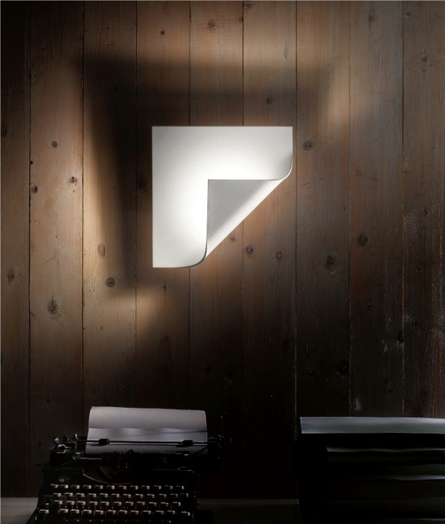 Overlay Wall Light - Metal with LEDs