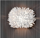 Contemporary Porcelain Wall Light