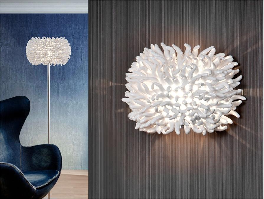 Contemporary Porcelain Wall Light