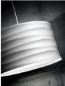 Rippled Effect Designer Pendant Light