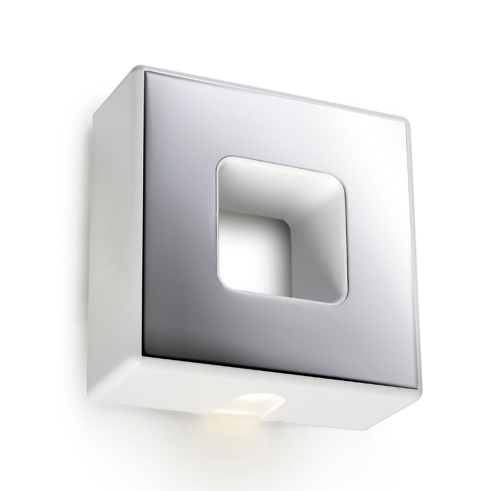 All Square Wall Lights : Square LED Wall Light - Square Aperture