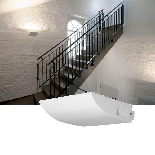 Metal Halide Asymmetrical Wall Light