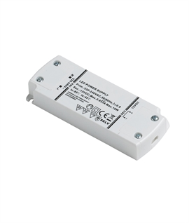 DIMMABLE 10 WATT 12 VOLT CONSTANT VOLTAGE LED DRIVER